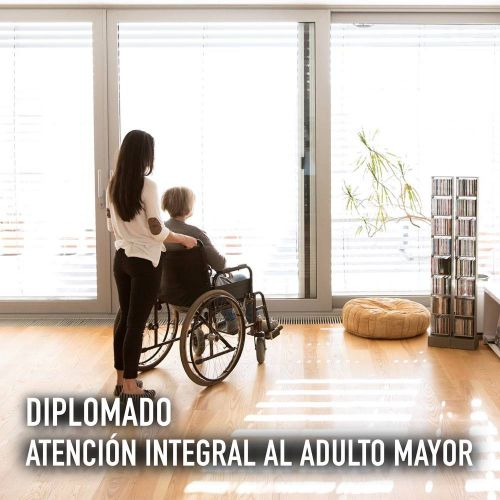 ATENCIÓN INTEGRAL AL ADULTO MAYOR