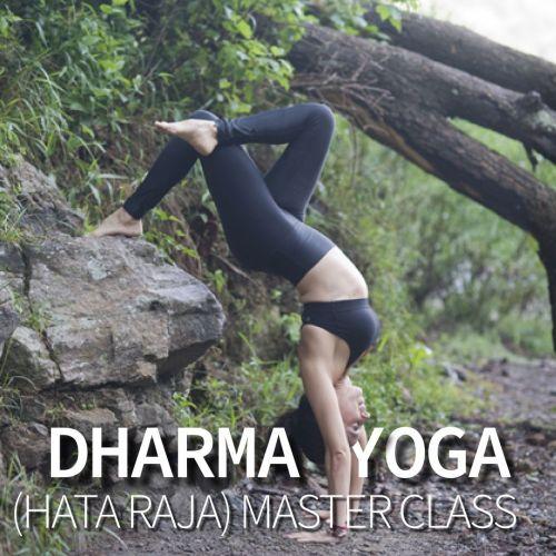 Dharma Yoga (Hatha-Raja) Master Class
