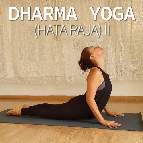 Dharma Yoga (Hatha-Raja) II-III