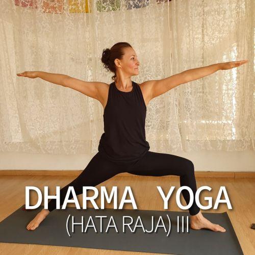 Dharma Yoga (Hatha-Raja) III-IV