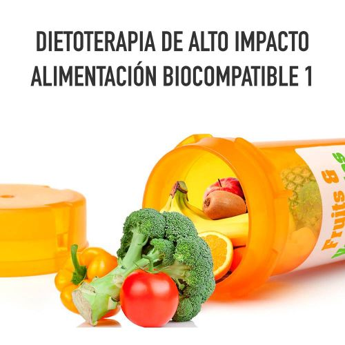 Dietoterapia de alto Impacto Alimentacion Biocompatible 1